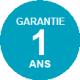 Garantie 1 ans